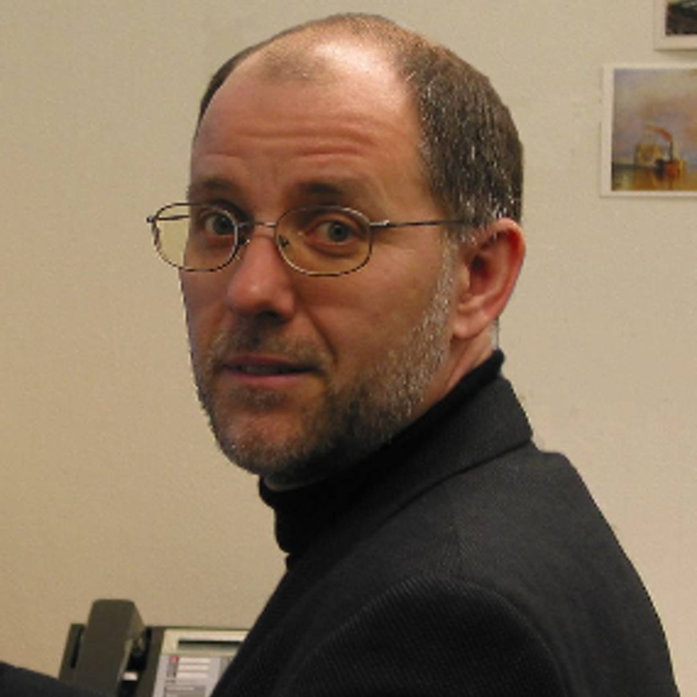 Professor David Lane photo