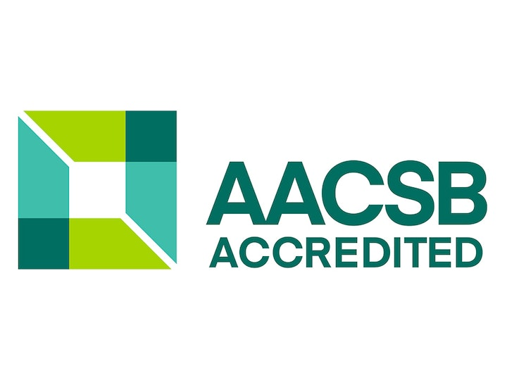 AACSB logo accredited color RGB