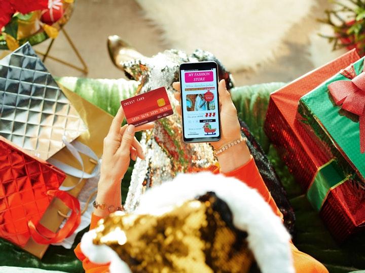 Christmas online shopping 2