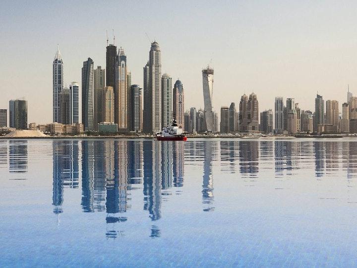 DUBAI skyline for Middle East article