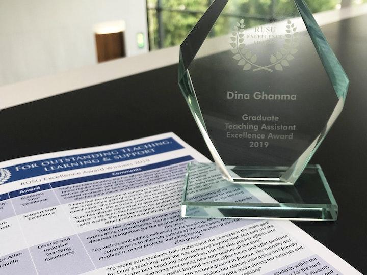 Dinas Award