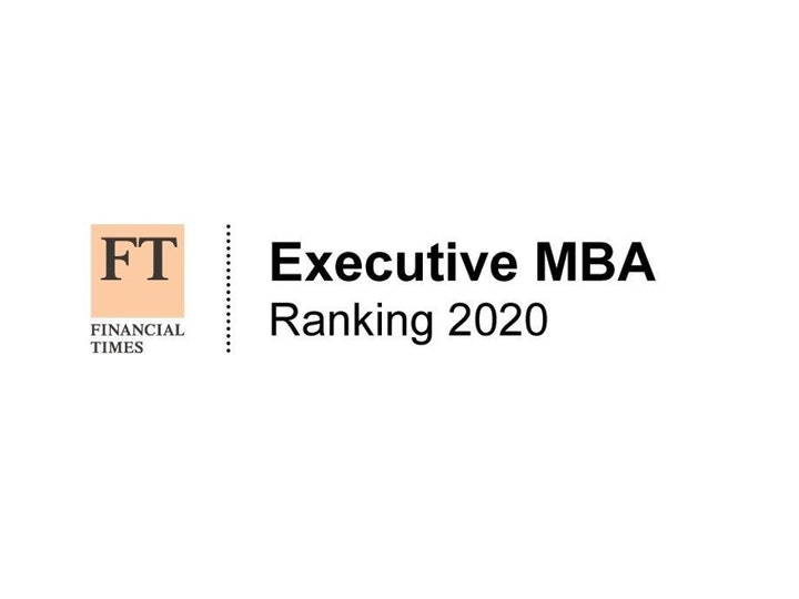 FT Executive MBA 2020