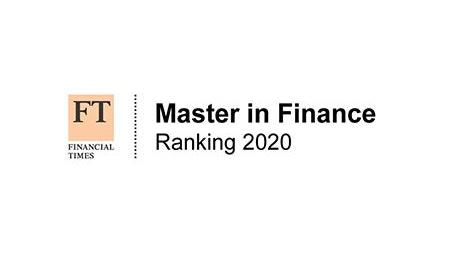 FT Master in Finance 2020