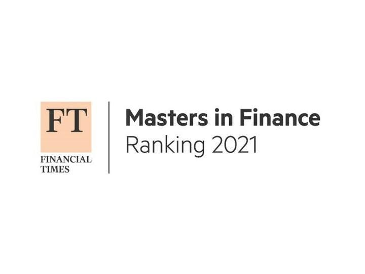 FT Masters in Finance 2021