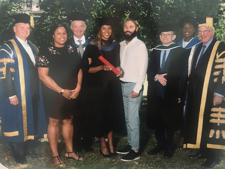 Joanna Abeyie Distinguished Graduate of the Year 2019 Photo mtime20190723131448