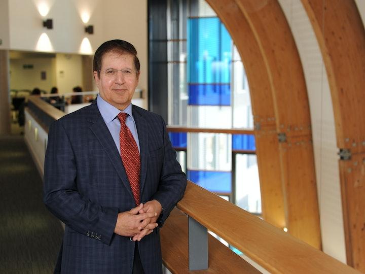 Professor Sharm Manwani
