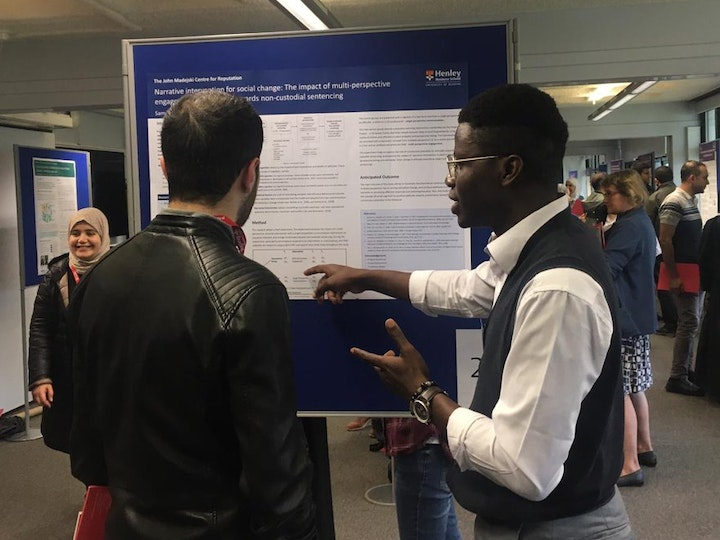 Samuel Lawal Doctoral Research Conference 2019 mtime20190620151249
