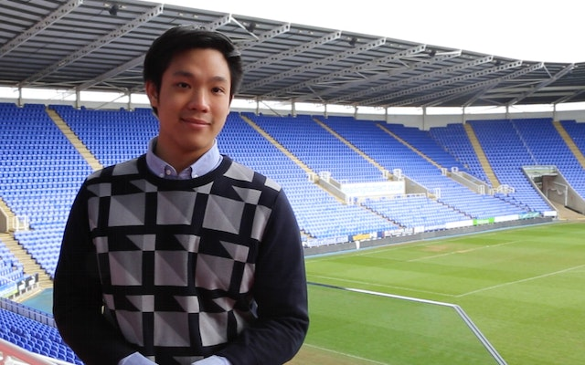 An image of Case study: Can - alumni at Reading FC