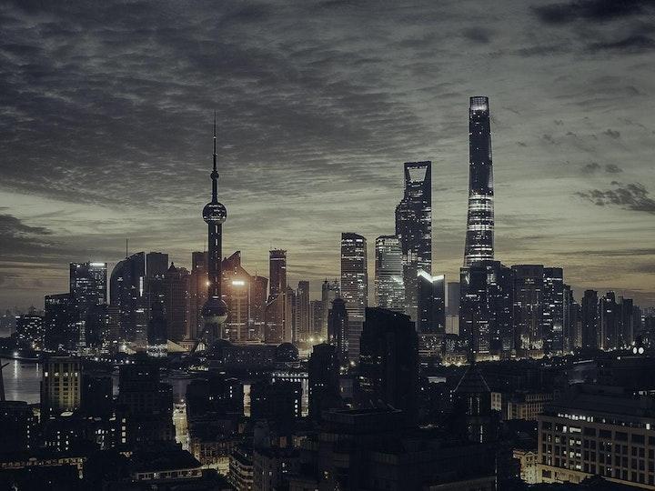 Shanghai City mtime20181026222034