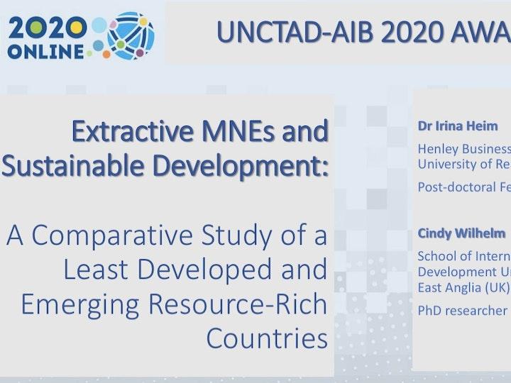 UNCTAD AIB Award mtime20200709120627