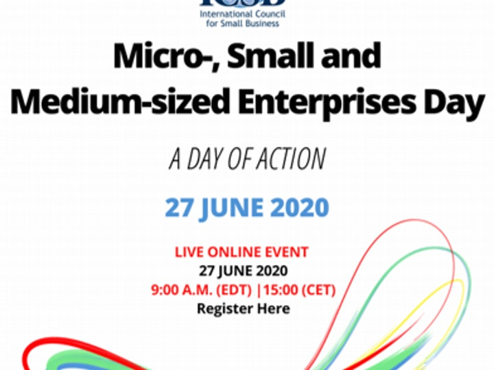 United Nations Micro Small and Medium Sized Enterprises MSM Es Day mtime20200622182300