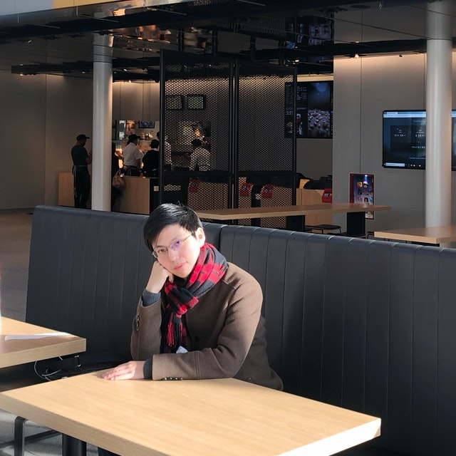 An image of Xiaochen Guo