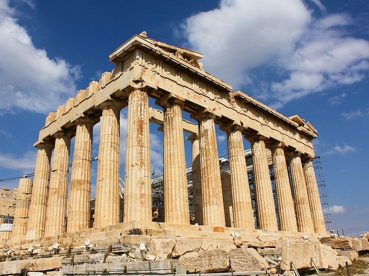 Parthenon 2125566 1920