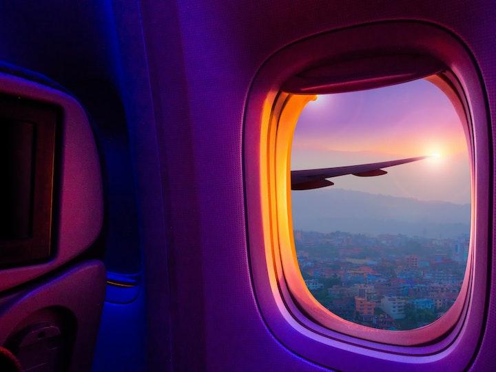 Airplane window - Internationalisation
