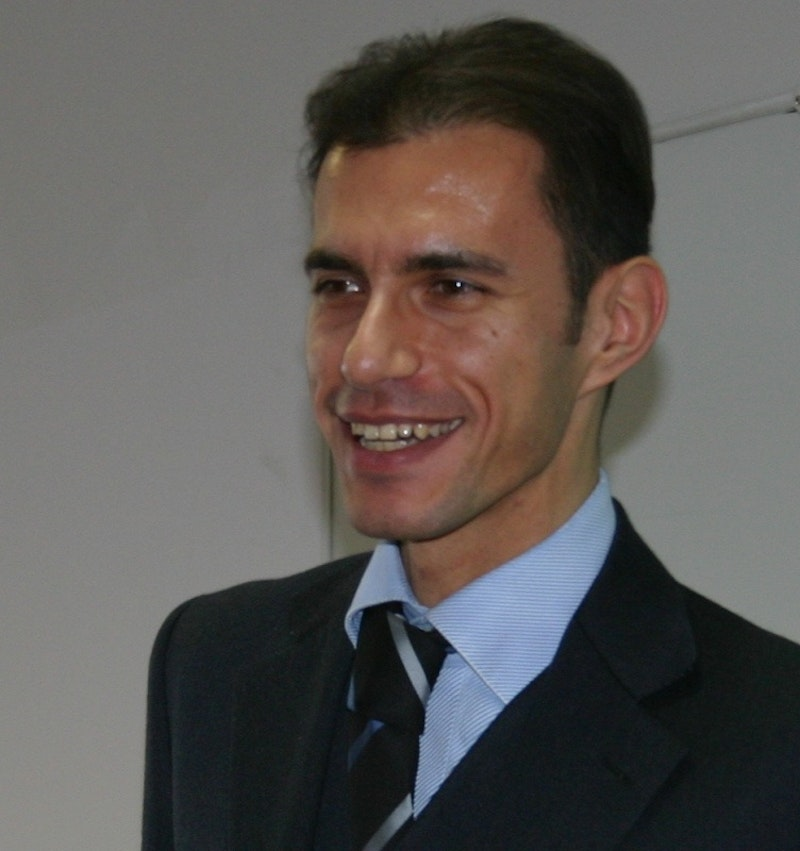 Professor Marcello Mariani