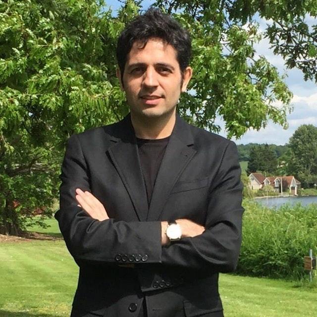 Bahram Mahmoodi Kahriz