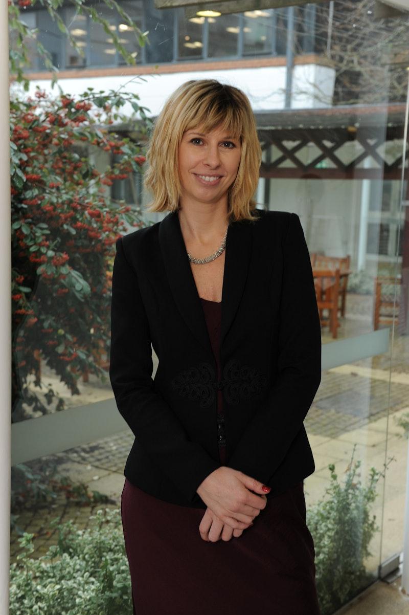 Dr Dorota Bourne