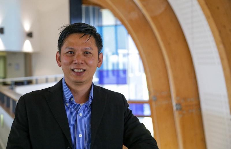 Dr Ed Tew