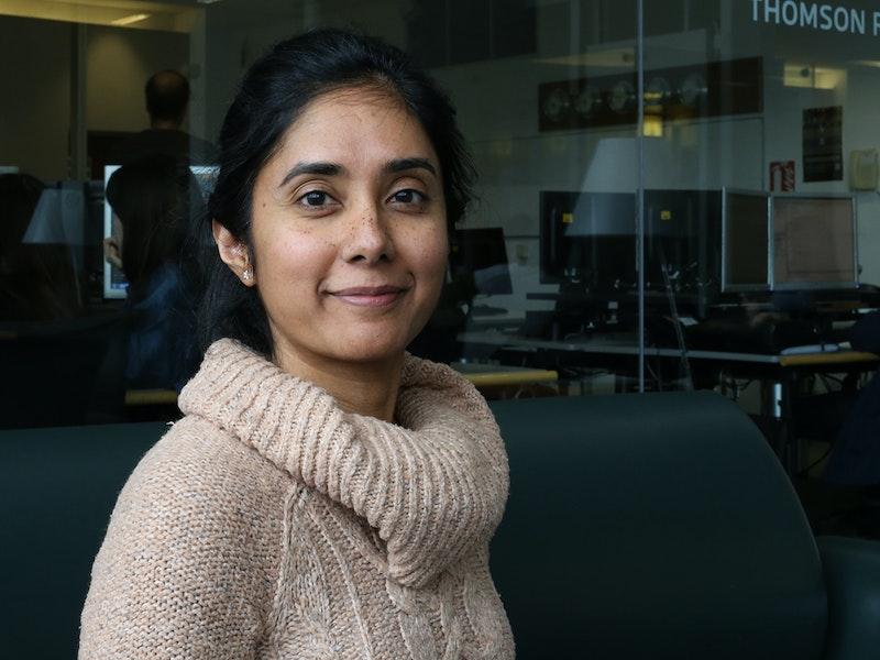 Dr Gita Persand