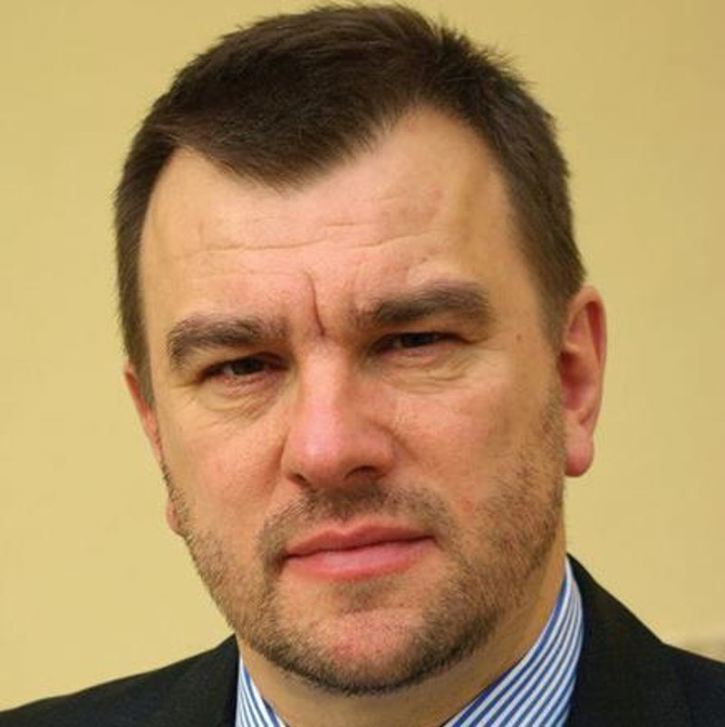 Nigel Spinks